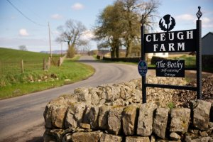Cleugh Farm for holidays in South Lanarkshire