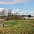 Cleugh farmhouse and buildings are listed
