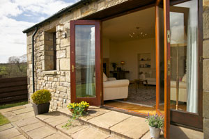 Stay in a farm holiday cottage!